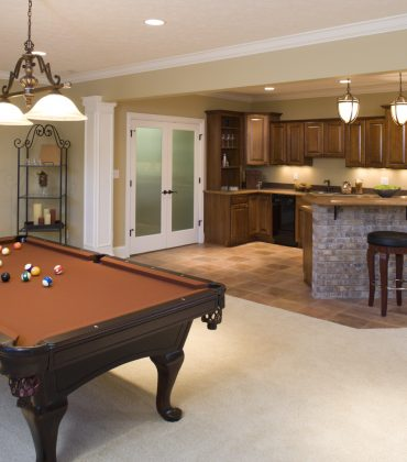 Basement Remodeling in Blaine, Minnesota and Surrounding Areas